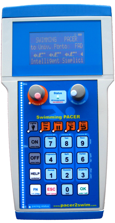 Pacer console